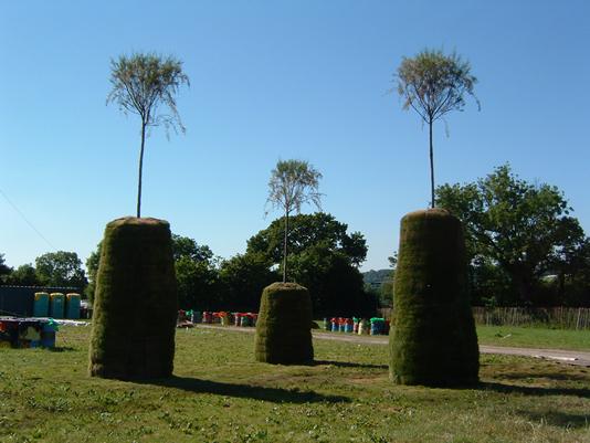 Glastonbury Land Art